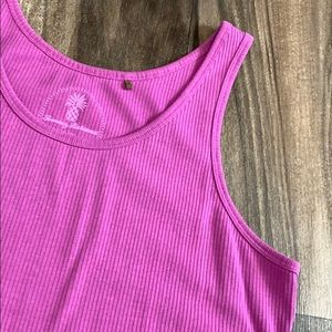 Tommy Bahama Reef Rib Knit Tank Top